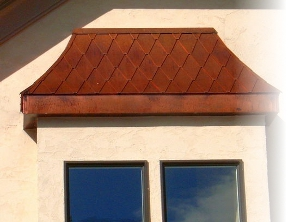 Metal Awnings For Windows Aspen Roofing