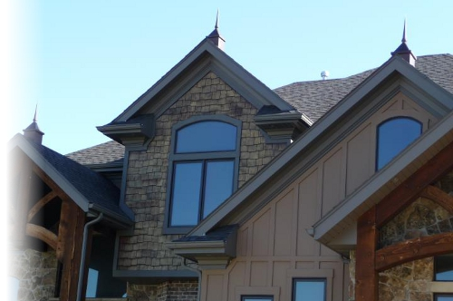 Crown Molding- Aspen Roofing