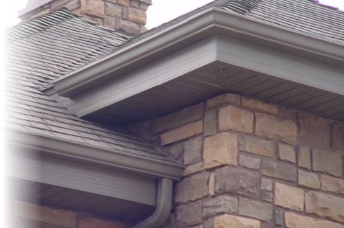 House Fascia Aspen Roofing