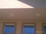 Ceiling with Soffit