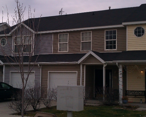 Wayfield Siding Finish